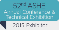52nd ASHE Annual Conference & Technical Exhibition 2015 Exhibitor