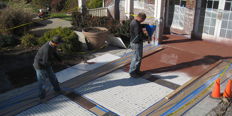 Concrete Coatings and Overlays