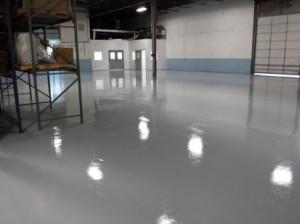 Epoxy, Arborjet Chemical Storage, Woburn, MA