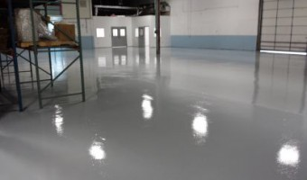 Epoxy, Arborjet Chemical Storage, Woburn, MA