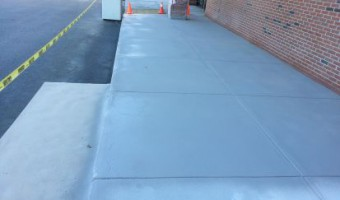 Concrete Resurfacing, CVS, Canton, MA