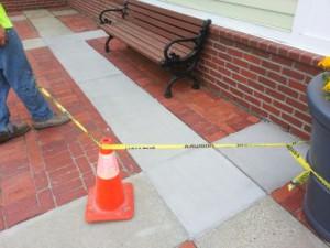 Concrete Resurfacing, GAP, Canton, MA