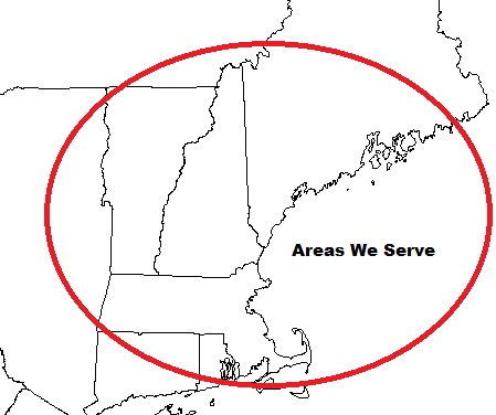 Service Areas for Black Bear Coatings and Concrete