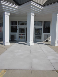 Concrete Resurfacing, Rite Aid, Jaffery, NH