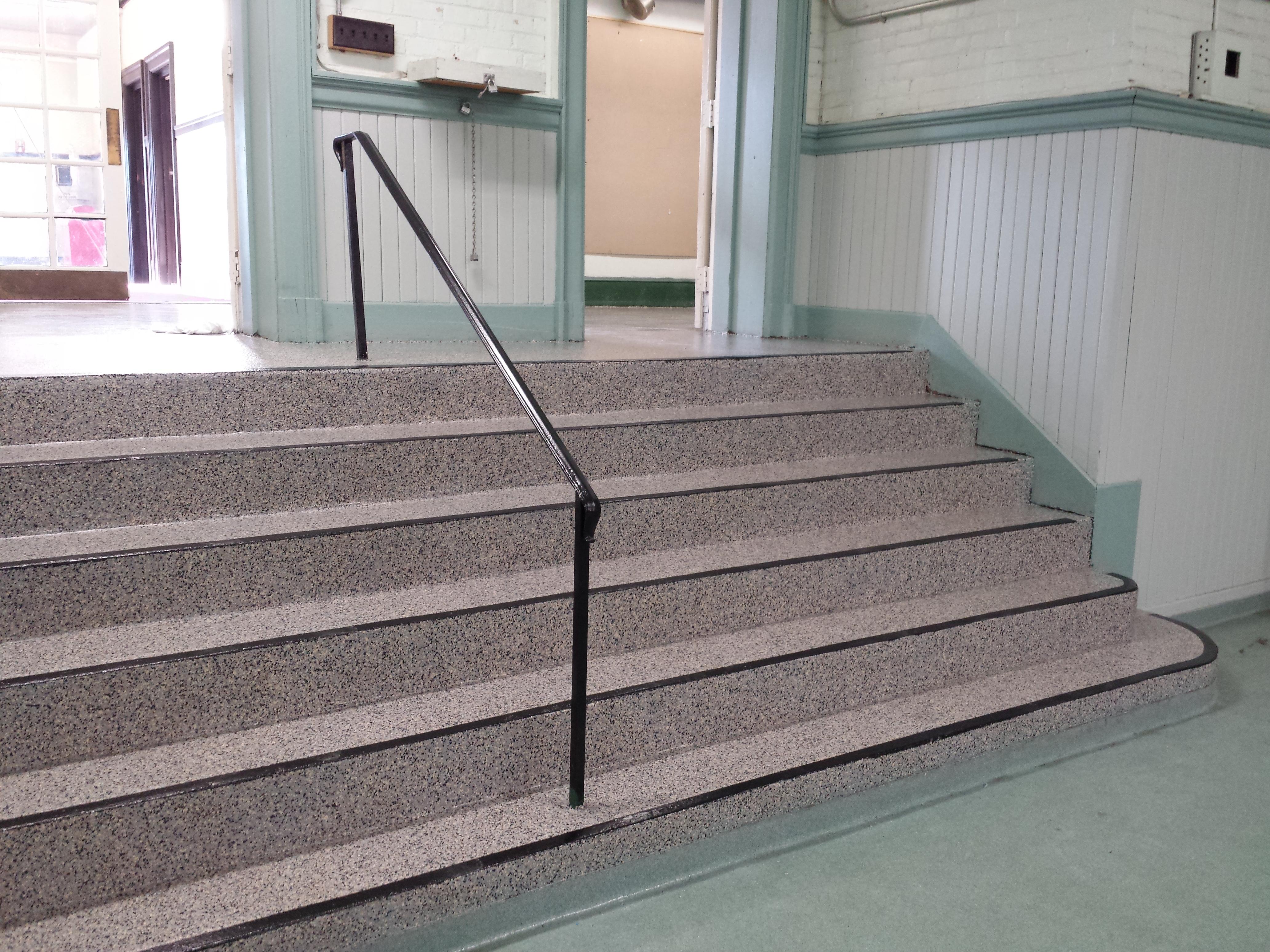 Industrial non slip flooring solutions black bear coatings concrete non slip flooring solutions dailygadgetfo Gallery