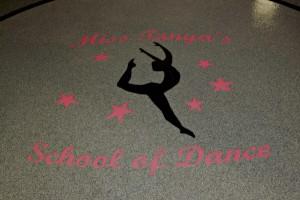 Epoxy, Miss. Tanya's School of Dance, Fitchburg MA