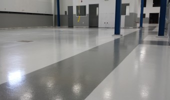 Epoxy, SMC Production Floor, Sterling, MA