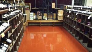 Epoxy, Concord Cheese Shop, Concord, MA