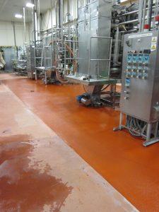 Vitasoy Flooring