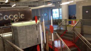 Epoxy, Google Offices, Cambridge, MA