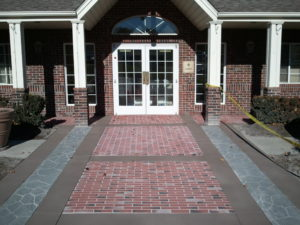 Concrete Resurfacing, Homestead Suites, Warwick, RI