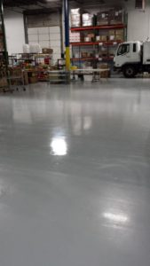 chemical resistant flooring pros and cons