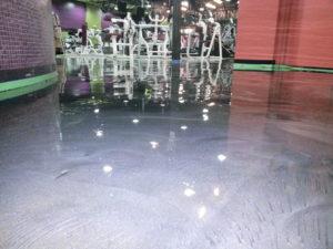How to Install Metallic Epoxy Floors | Black Bear Coatings