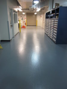 how to choose your seamless floor coating solution for your environment