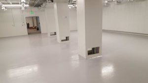 marijuana cultivation center flooring