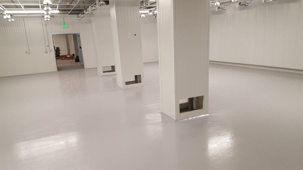 Commonwealth Alternative Care cannabis flooring