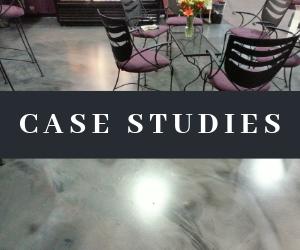 Black Bear Coatings and Concrete Case Studies